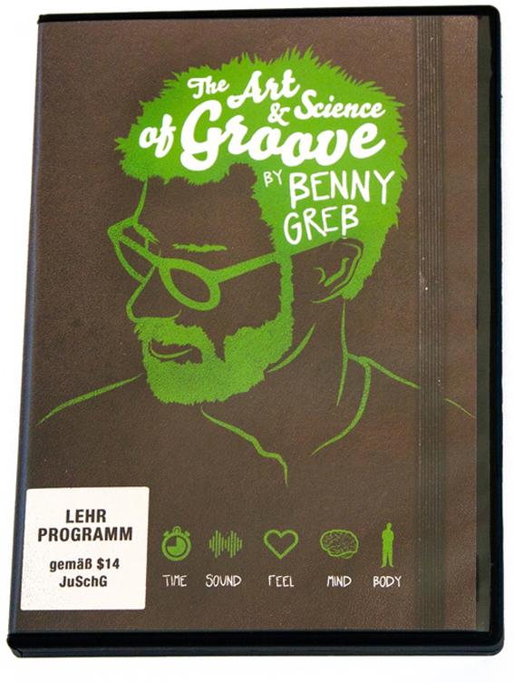 BENNY GREB DVD