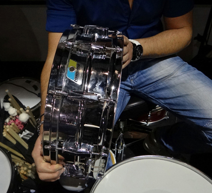 Ludwig LM400