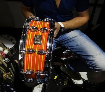 Yamaha Club Custom
