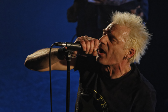 COLIN ABRAHAM GBH
