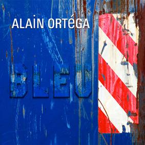 Alain Ortéga Pochette Bleu 300Dpi