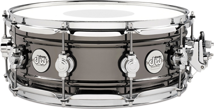 CAISSE CLAIRE DW DESIGN BLACK NICKEL OVER BRASS