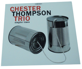 Rayon laser Chester Thompson