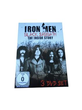 Rayon laser Iron men