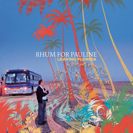 Rhum For Pauline Cover
