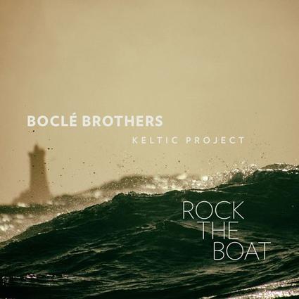 Visuel Boclé Brothers Keltic Project
