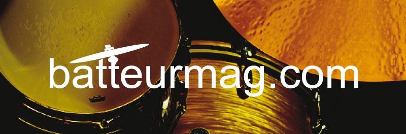 Batteur Mag - Le site batteurmag.com propose des contenus d'actualités, d'informations (interviews, dossiers, reportages) et de pédagogie sur la batterie et les percussions et dans tous les styles de musique.