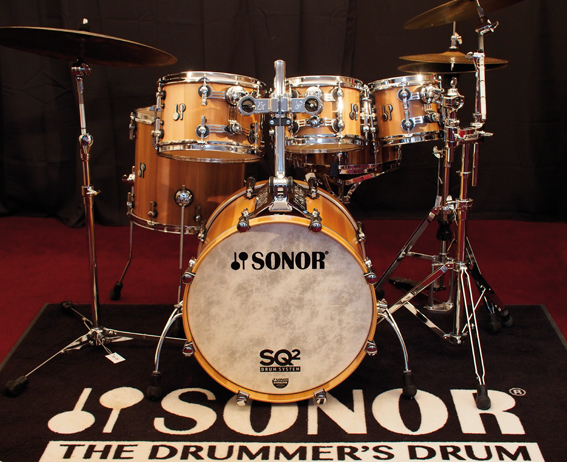 KIT SONOR SQ2 5 FÛTS FUSION MAPLE VINTAGE