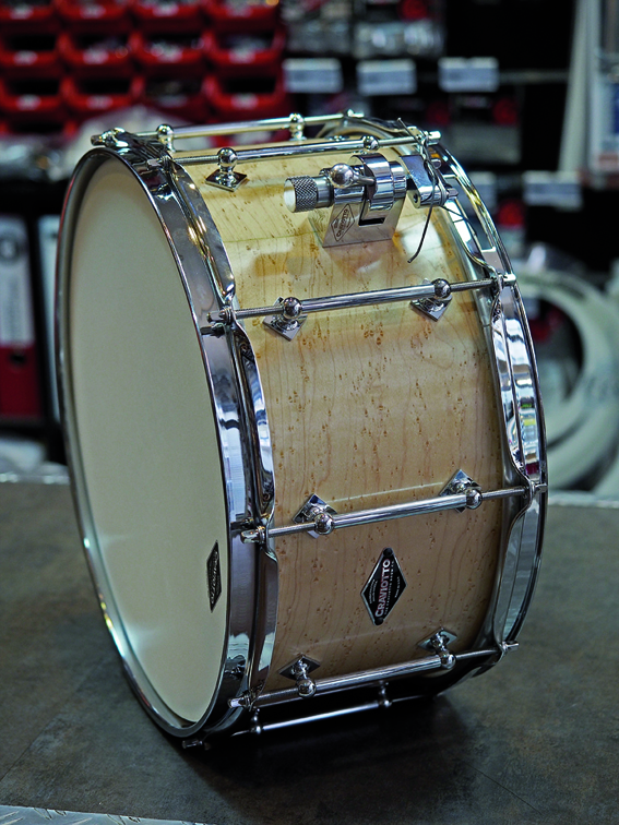 C.C CRAVIOTTO 14X7″ CUSTOM SHOP BIRDEYE MAPLE
