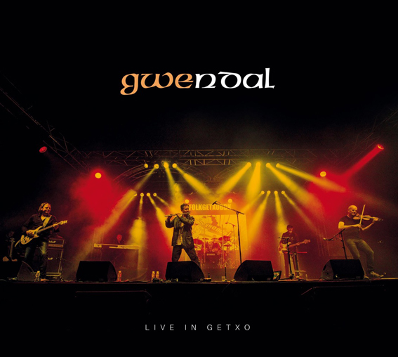 DVD + CD Gwendal
