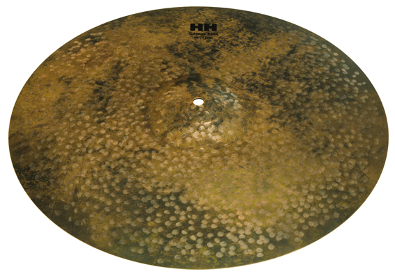 CYMBALE SABIAN HH REMASTERED GARAGE RIDE
