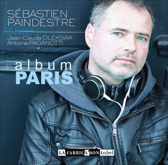 Visuel Sébastien Paindestre Trio