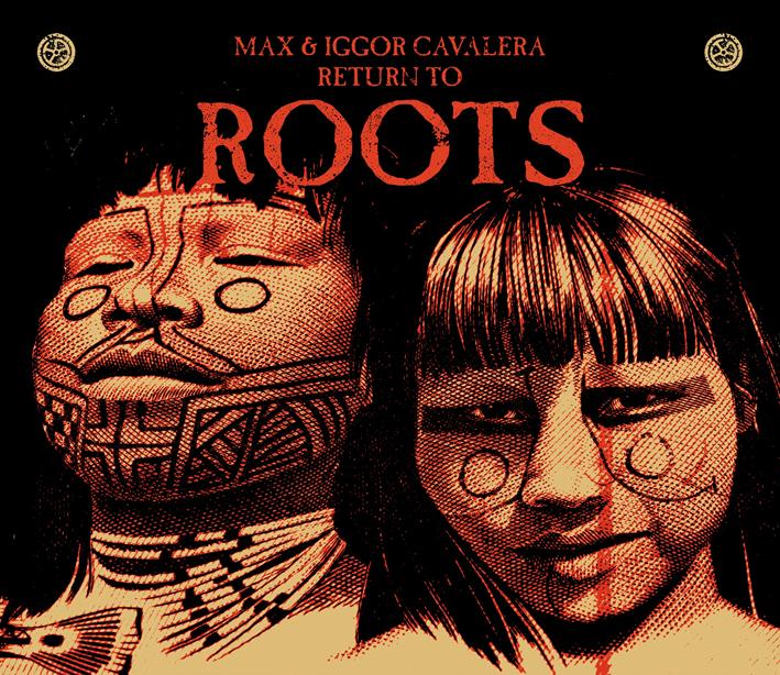 IGOR CAVALERA / RETURN TO ROOTS