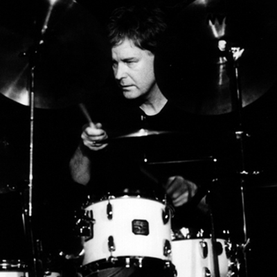 DRUM LEGEND JON CHRISTENSEN