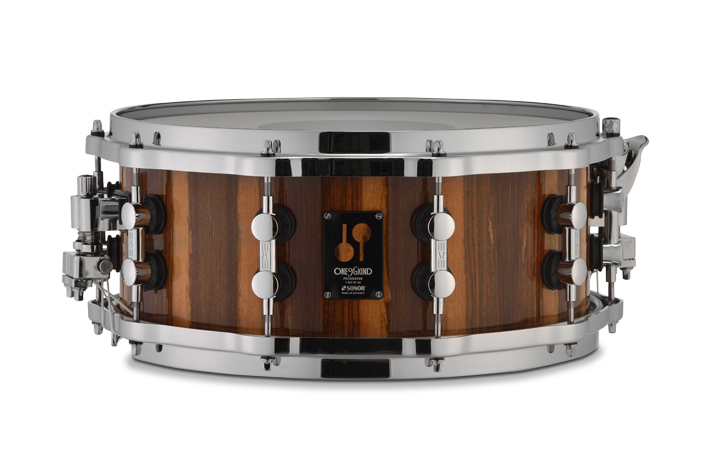 CAISSE CLAIRE SONOR ONE OF A KIND POISONWOOD 14X6″