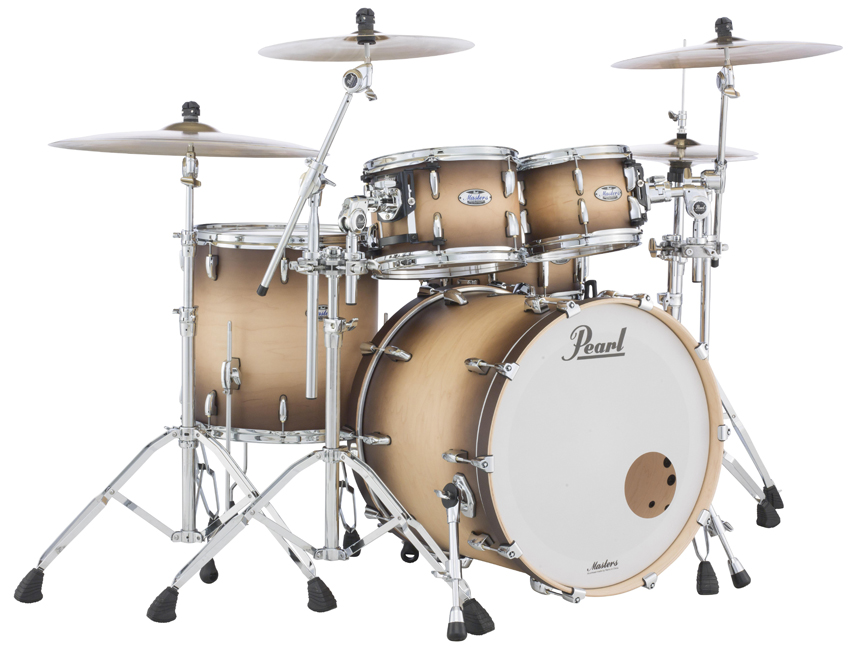 KIT PEARL MASTERS MAPLE