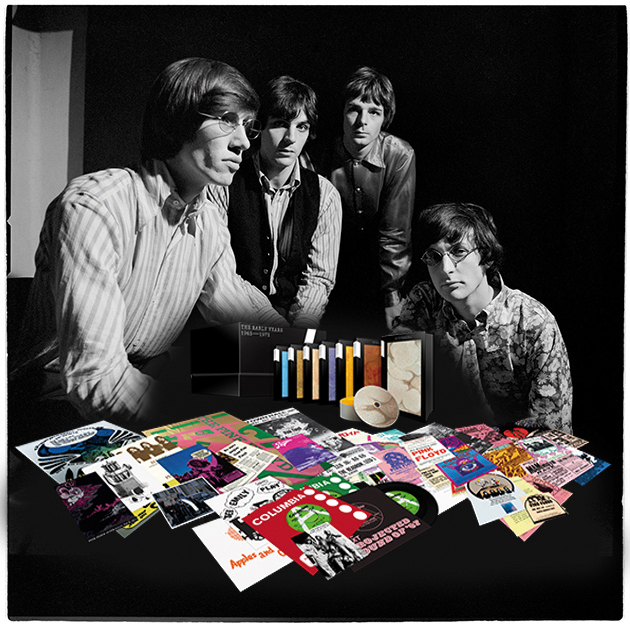 PINK FLOYD « THE EARLY YEARS 1965-1972 » – LA COMPILATION