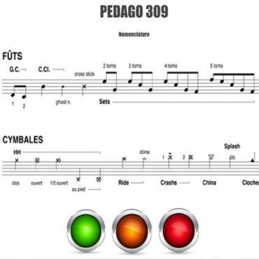 A LA UNE PEDAGO 309