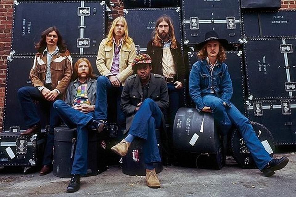 Allman Bros Band