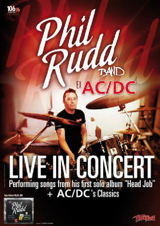 PHIL RUDD EN FRANCE LE 21 AVRIL