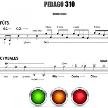 A LA UNE PEDAGO 310