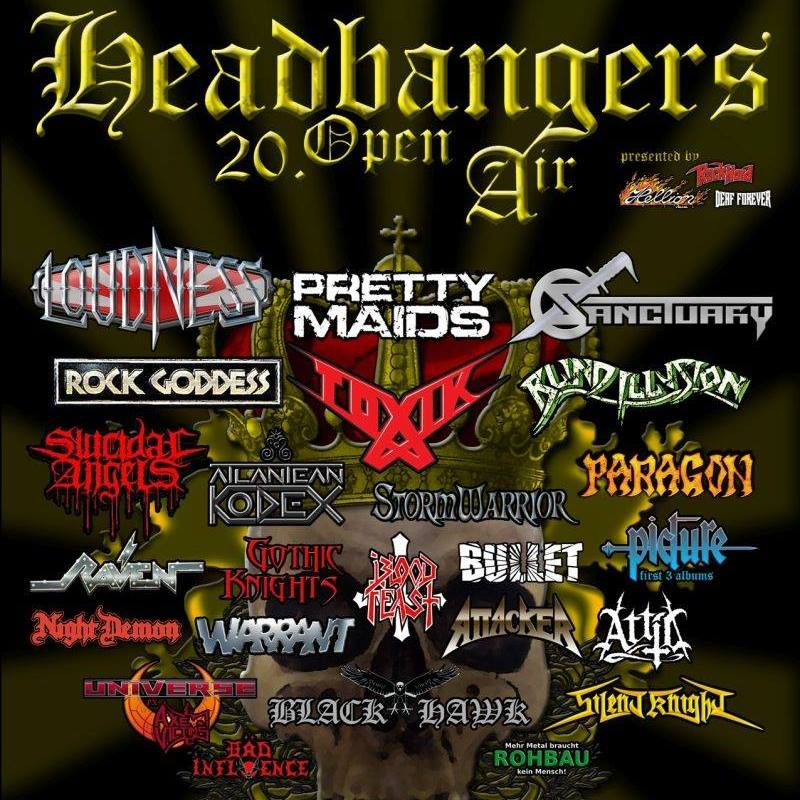 HEADBANGER'S OPEN AIR FESTIVAL