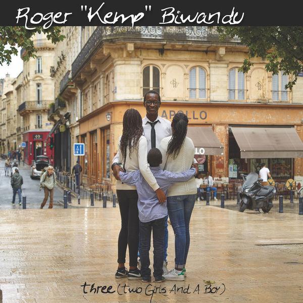 NOUVEL ALBUM DE ROGER BIWANDU