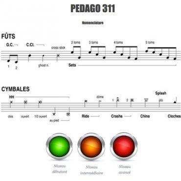 A LA UNE PEDAGO 311