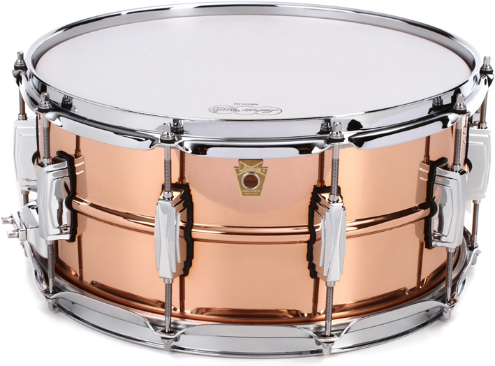 CC LUDWIG COPPER PHONIC