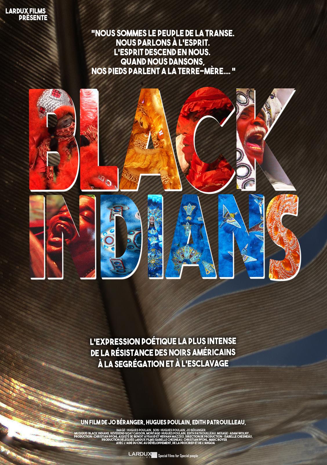 BLACK INDIANS, LE FILM !