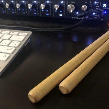 batteur home studio